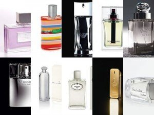 Escolher perfume masculino