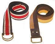 Modelos de cintos para homens