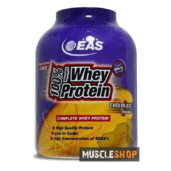 Suplemento de proteína para musculação