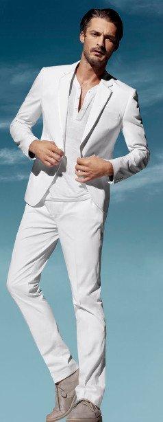 O que os homens devem vestir no Ano Novo