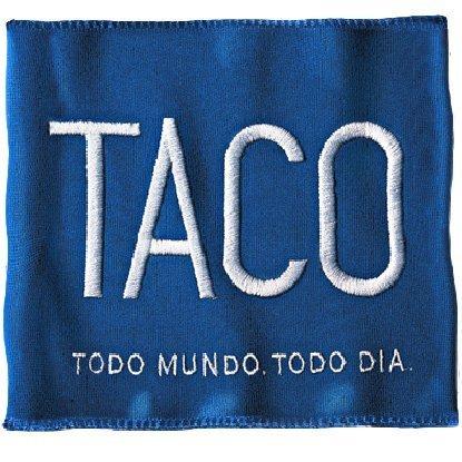 Roupas masculinas Taco