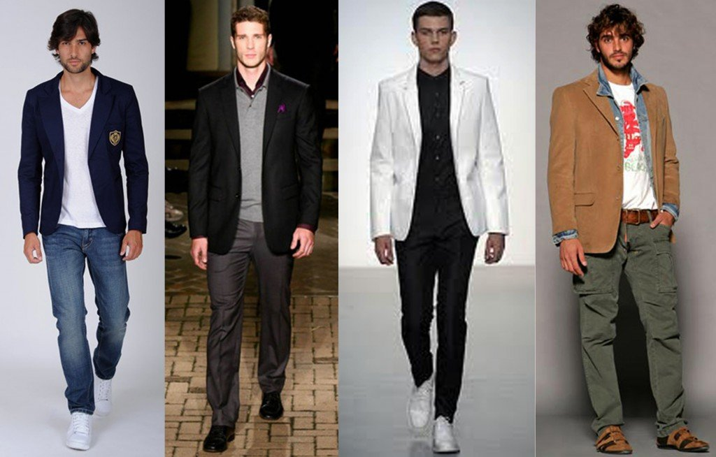 Top Traje sport chic masculino – O que usar ? - Beleza Masculina AW52