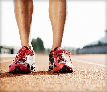 Exercícios para a musculatura da canela
