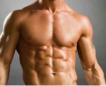 Corpo masculino perfeito