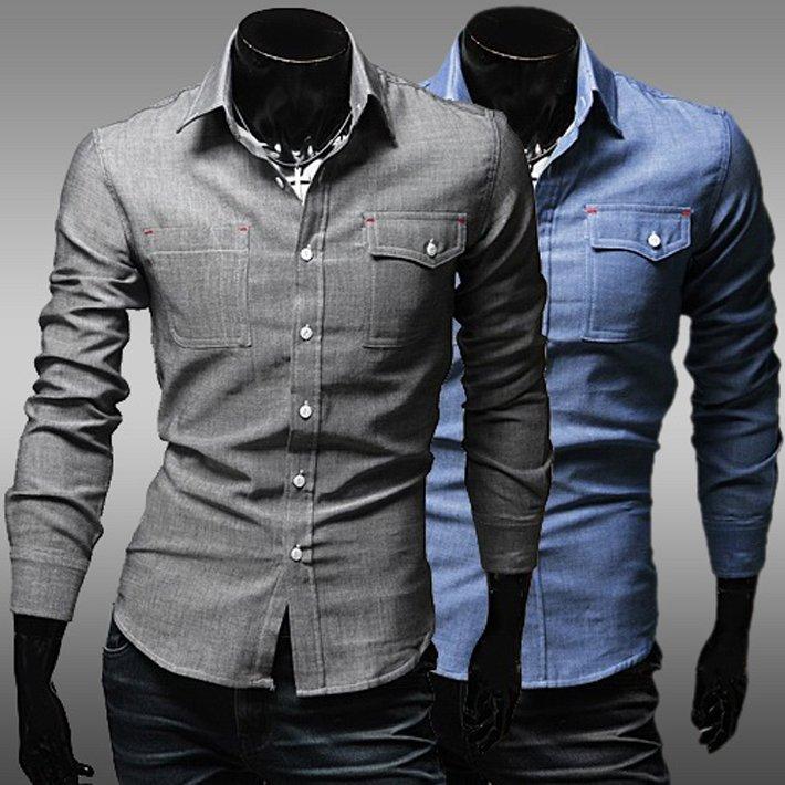 Diferentes tipos de camisetas masculinas! Qual usar  a0e544a77fa