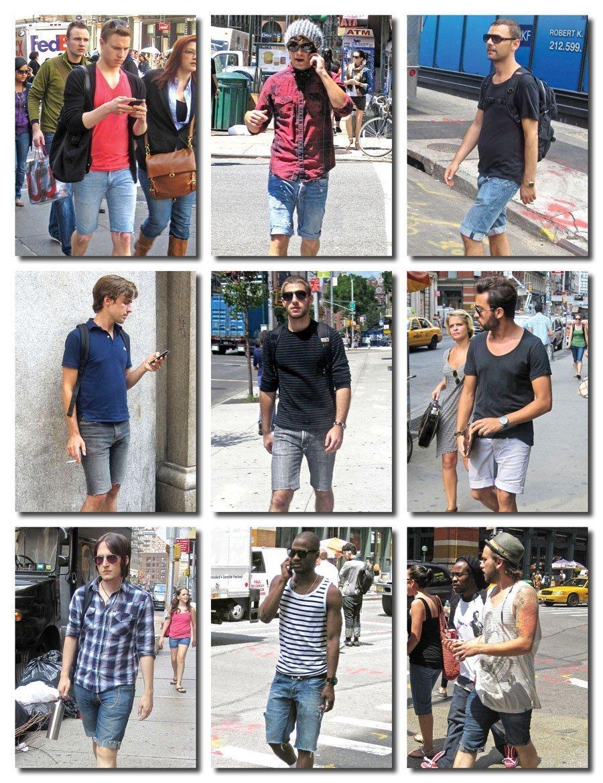 Bermuda Jeans masculina – Quando usar  - Beleza Masculina 107a4053010