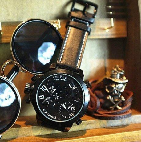 acfd8039ae7 Relógios grandes masculinos! Como usar  - Beleza Masculina
