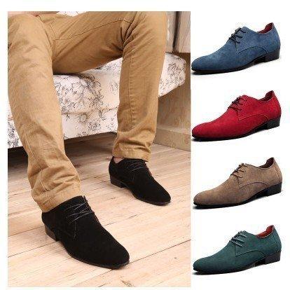 fcba19836 Sapatos de camurça masculinos – Como escolher e comprar