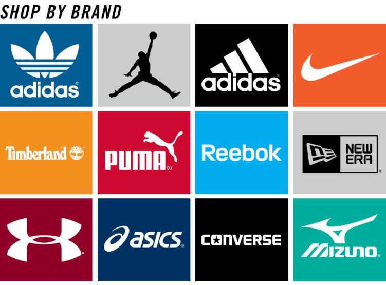Resultado de imagem para marcas famosas