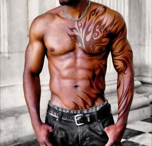 6 Dicas De Tatuagem Para Pele Negra Beleza Masculina