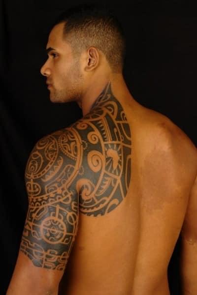 Tatuagem Em Pele Morena Como Cuidar Beleza Masculina