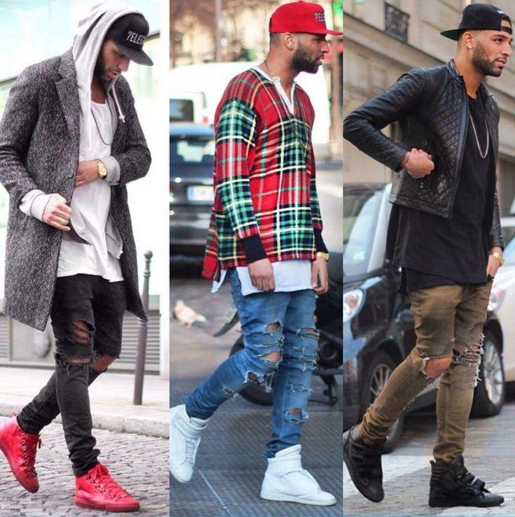 2b521b71ecd04 Como escolher roupas para hip hop  - Beleza Masculina