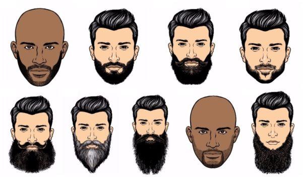 Tipos De Barba Para Cada Rosto Beleza Masculina