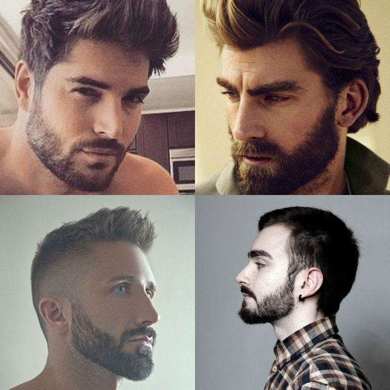 Como Fazer Barba Desenhada Beleza Masculina