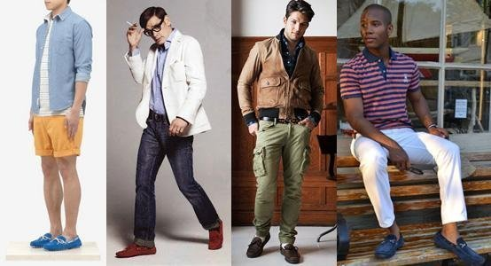 b674acfe04 Como usar mocassim  Moda e looks! - Beleza Masculina